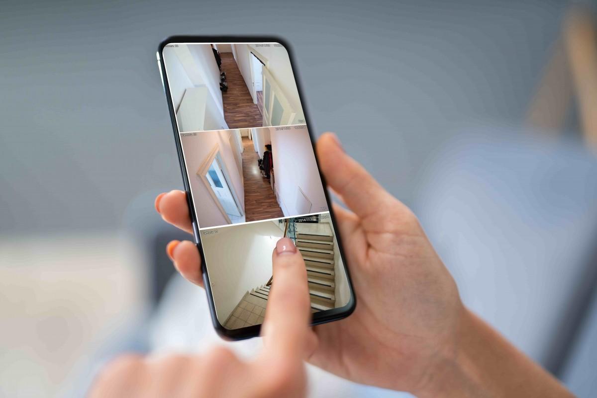 alarme connectee smartphone