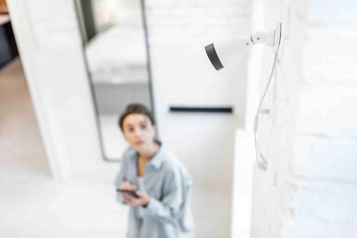 application smartphone telesurveillance