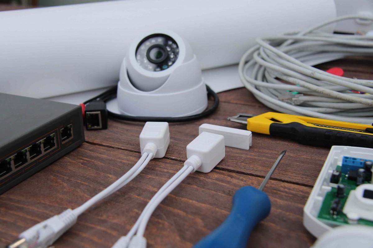 Réseau internet videosurveillance