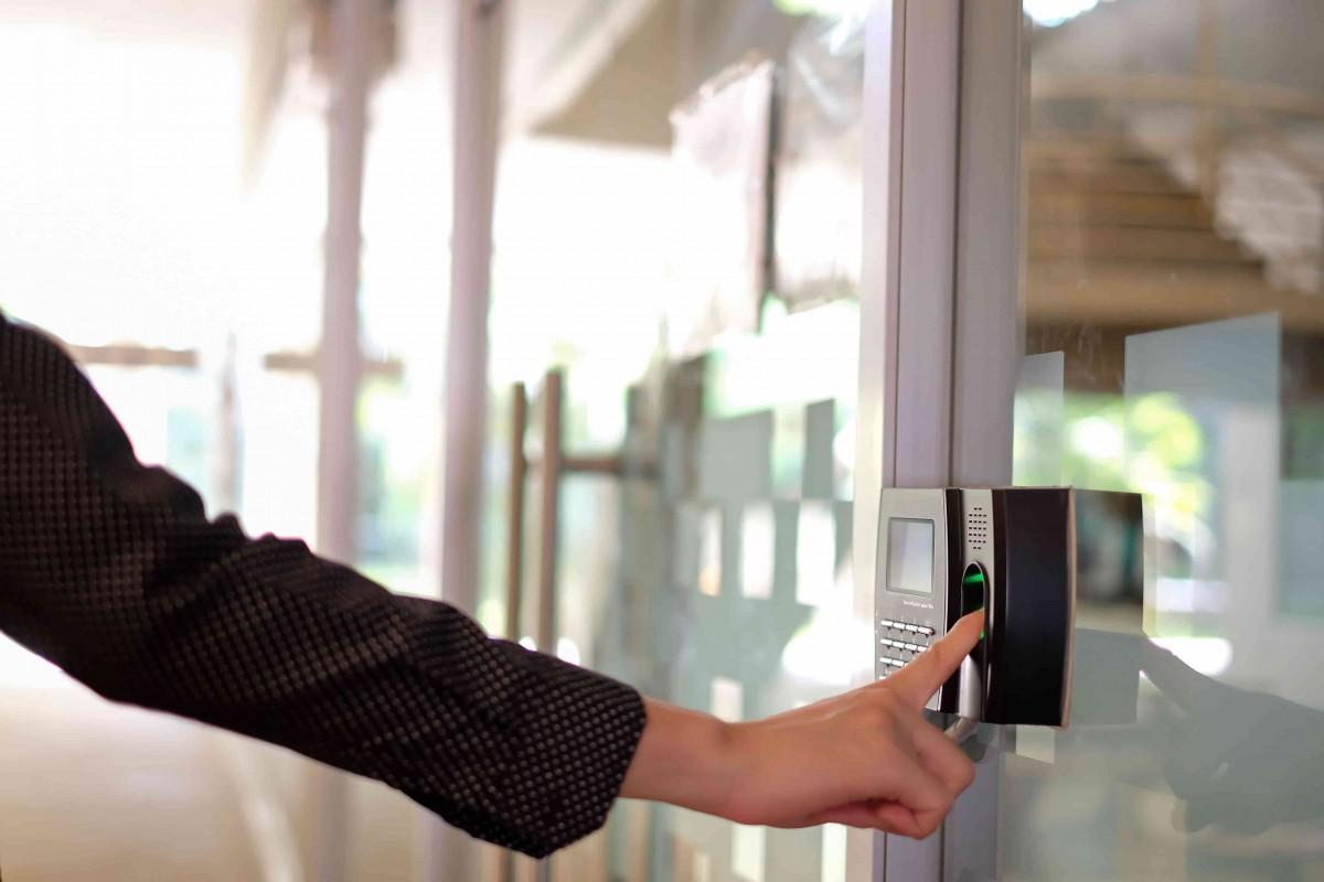 controle acces biometrique