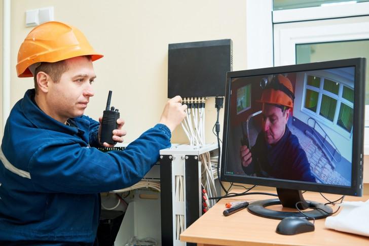 dépannage videosurveillance