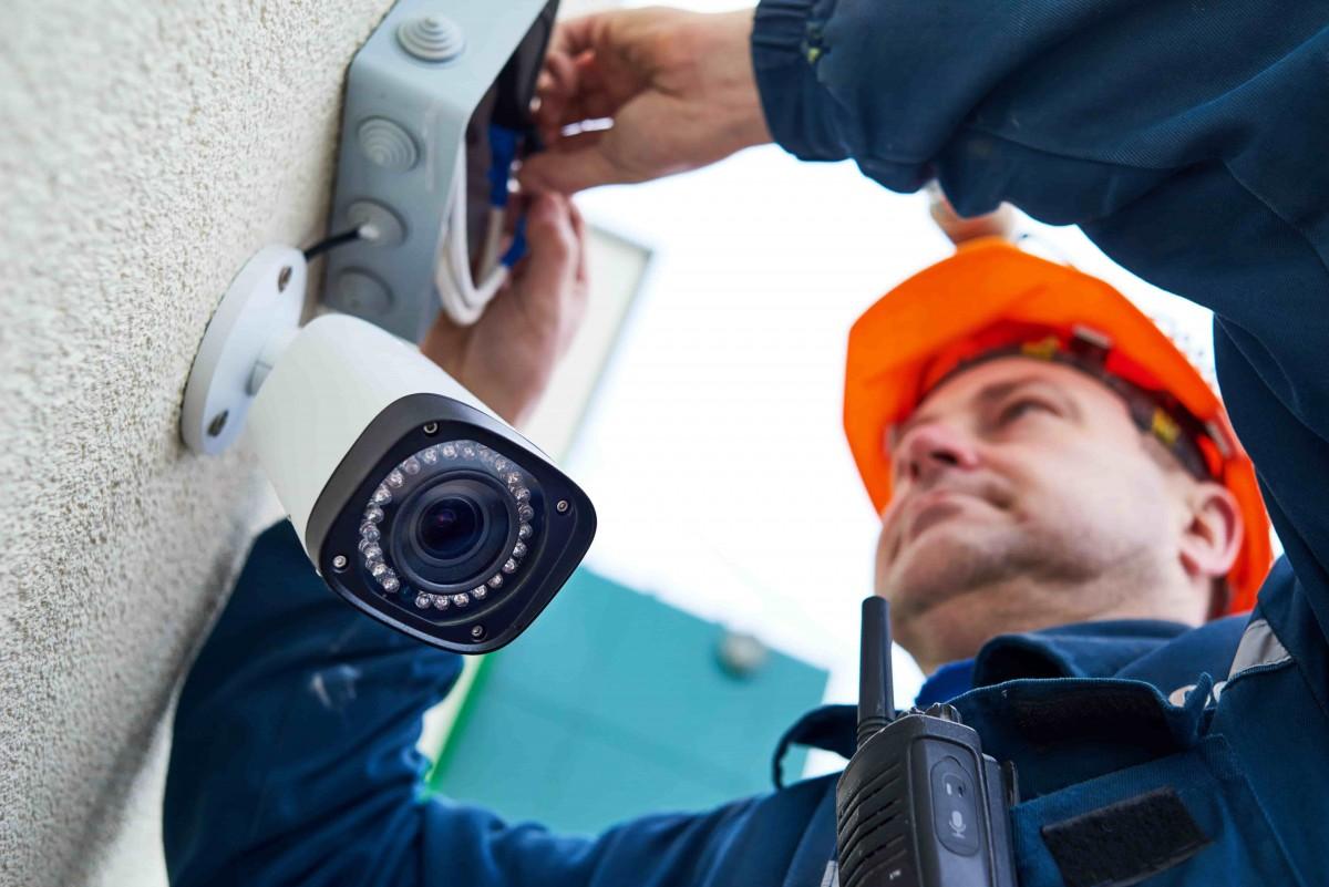Dépannage et réparation caméra de surveillance