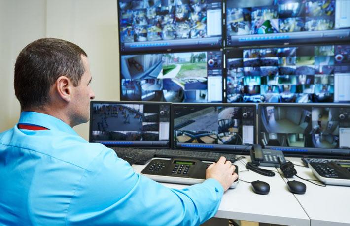télésurveillance professionnel