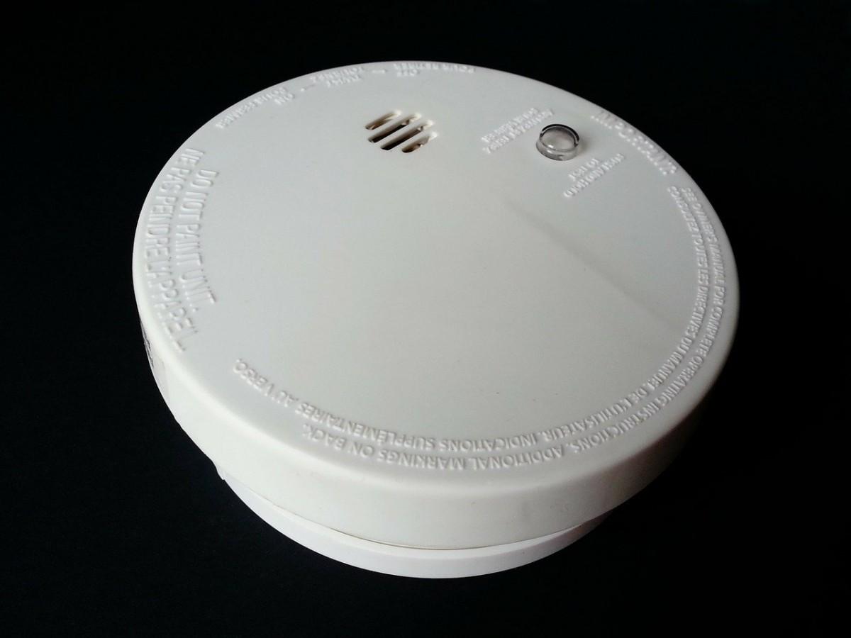 L'équipement obligatoire en détecteur de fumée